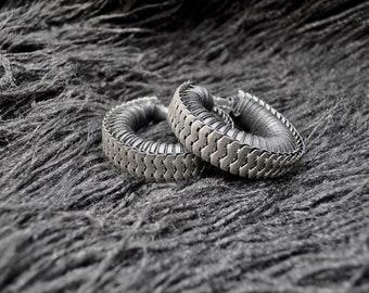 Earrings Handmade Upcycled Jewellery Urban Fetish Fashion