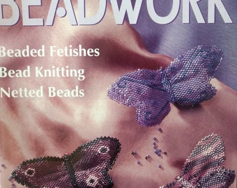 Interweave Beadwork Magazine Fall 1997