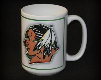 Fighting Sioux Mug