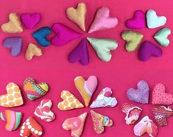 Mini Lavender Heart Sachet Surprise Gift Set