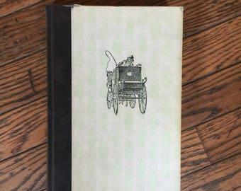 Vintage 1958 Vanity Fair Book William Makepeace Thackeray  Random House