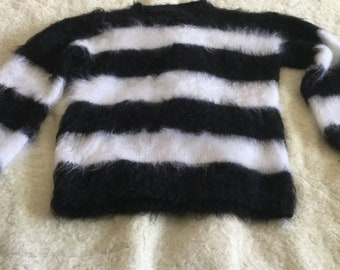 100% Mohair Sweater