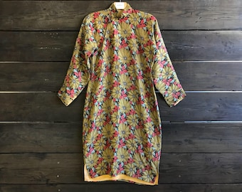 Vintage 60s/70s Oriental Dress