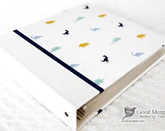 Toddler Memory Book  - Dino