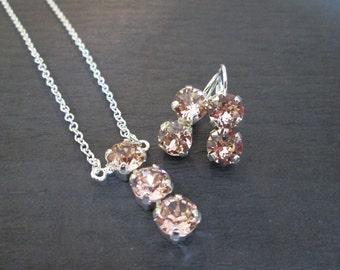 Swarovski jewelry Etsy