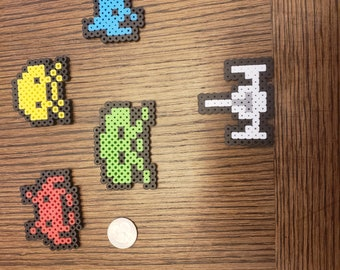 Space Invaders - Perler Beads