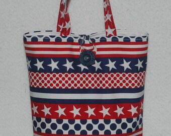 Stars & Stripes Gift Bag