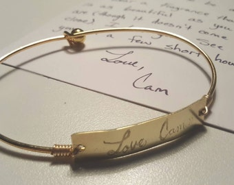 Love Always Signature Bracelet or Necklace