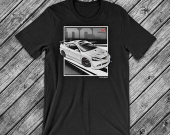 JDM DC5 t-Shirt - Stance, Tuning, Import, Japanese, Bride, Slammed