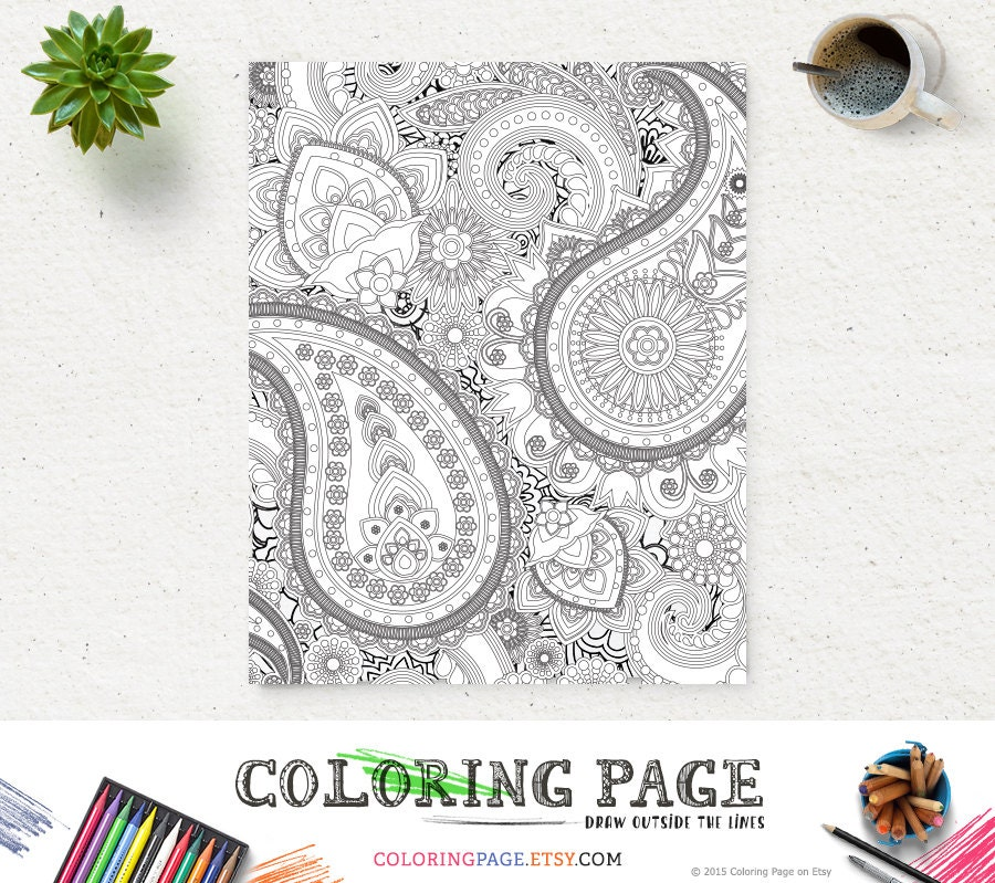 zoom - Adult Printable Coloring Pages