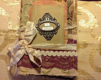 My Lifetime Fabric Journal
