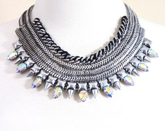 Statement necklace Collar Necklace - Amill
