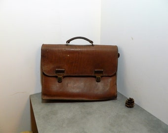 Leather Briefcase, Brown Leather, brown Briefcase, Men Leather, Briefcase, Laptop Bag, Leather bag, Gift for Him, Men Briefcase, briefcases,