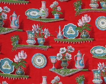 Fabric vintage. France