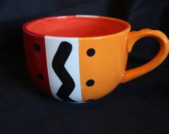 Art Latte Mug