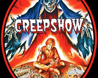 Creep Show Vintage Image T-shirt