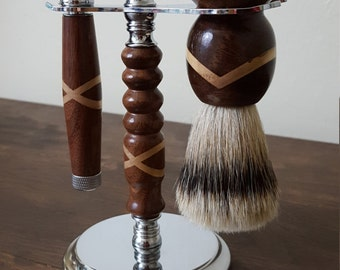 Custom Shave Set