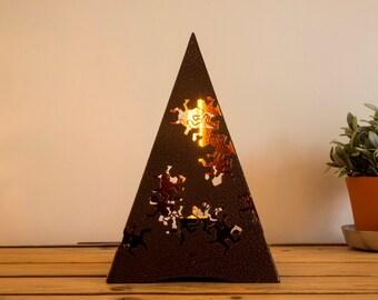Escher Lamp
