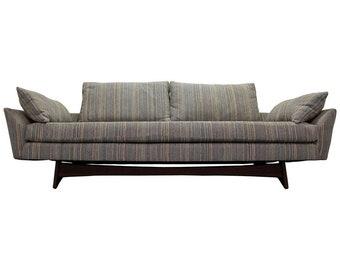 Mid-Century Danish Modern Adrian Pearsall Craft Associates Sofa 2408