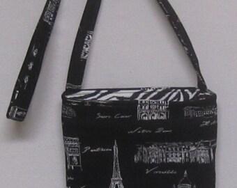 Eiffel Tower Purse #502