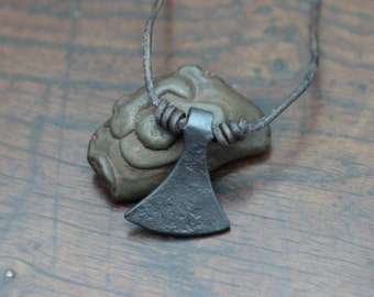 Viking Axe Head Pendant