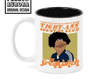 Franklin, Arrested Development inspired coffee mug