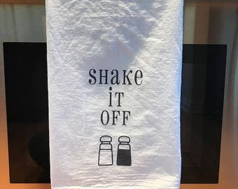 Dish Towel - Shake It Off