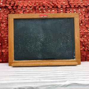 Vintage Slate Chalkboard