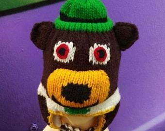 Kids bear Hats, hat, Kids hat, brown bear Hat, cute bear hat, Bear Beanie, Animal Hat, Warm hat, Kids Winter hat, winters children's wear