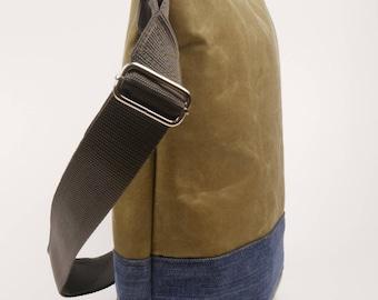 Shoulder bag, mens handbag, mans courier bag, messenger bag, handbag , sling bag