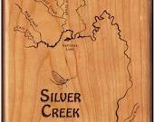 SILVER CREEK River Map - ...