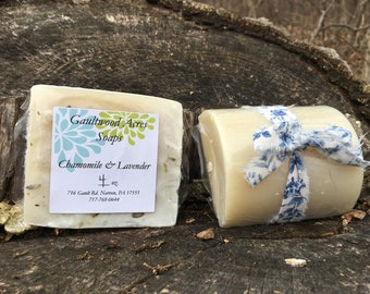 Chamomile Lavender Cold Process Soap