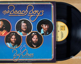 Beach Boys - 15 Big Ones (1976) Vinyl LP; Rock and Roll Music