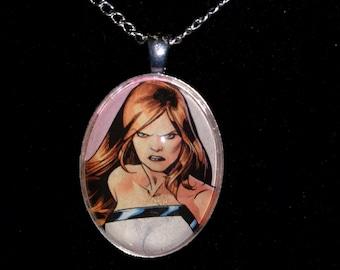 Marvel Avengers Jessica Jones Large Pendant