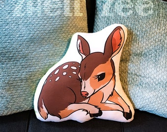 Bambina Pillow Plush (Made to Order)