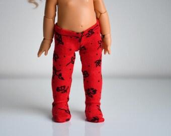 Little tights for Lati Yellow, Kiddie Blythe or Pukifee dolls