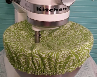 Kitchenaid cover/Lime green reversible