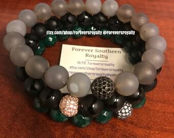 The mans pave bracelet
