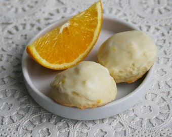 Italian Orange Cookies (ONE DOZEN)