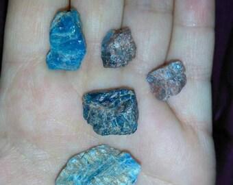 Rough Apatite (3 Stones)