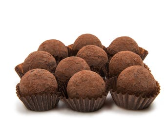 Baileys Irish Cream Belgian Chocolate Truffles