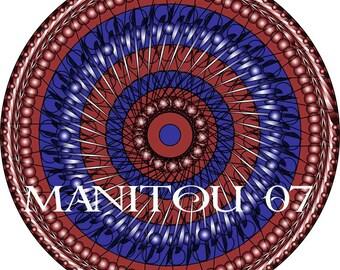 Color Mandala 8