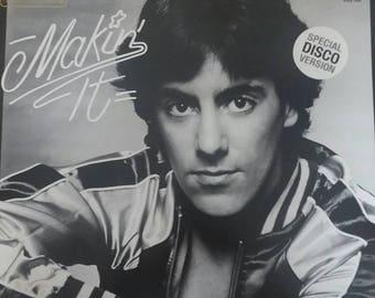 """David Naughton """"Makin It"""" record vinyl"""
