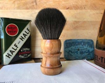 Shave Brush - Handmade Wet Shaving Brush *Free Shave Soap Included*