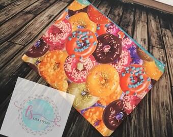 Donut zipper bag