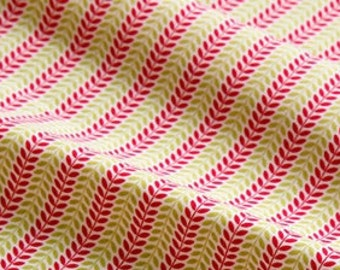 30S Cotton 100% fabric ,Spring sprout, by Yard