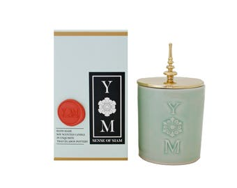 Sweet Orange & Chilli Pepper Soy Scented Candle