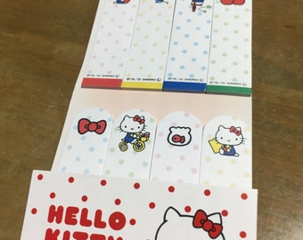 Sanrio Hello Kitty Page Markers from japan