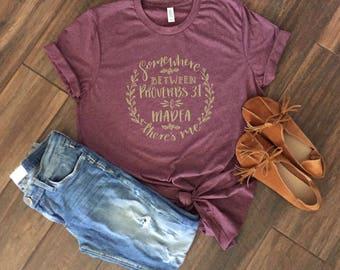 Madea Proverbs 31 T-shirt