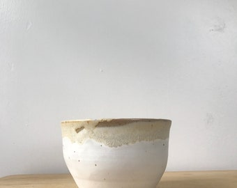 Medium Handcrafted Ceramic Bowl